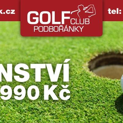 Golf club Podbořánky