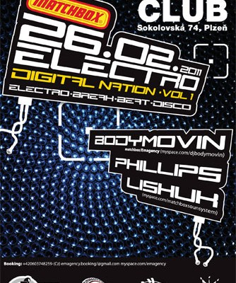 Granit Club - Electro Digital Nation vol.1