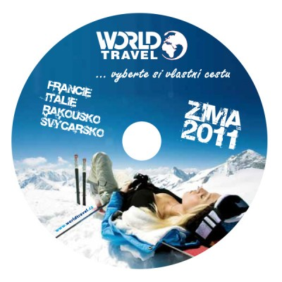 World Travel zima 2011 CD