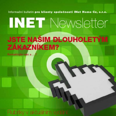 inet home - bulletin