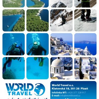 World Travel - inzerce