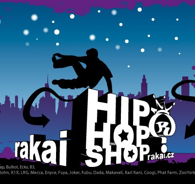 Hiphop shop Rakai