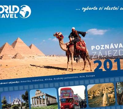 World Travel poznávací zájezdy 2011
